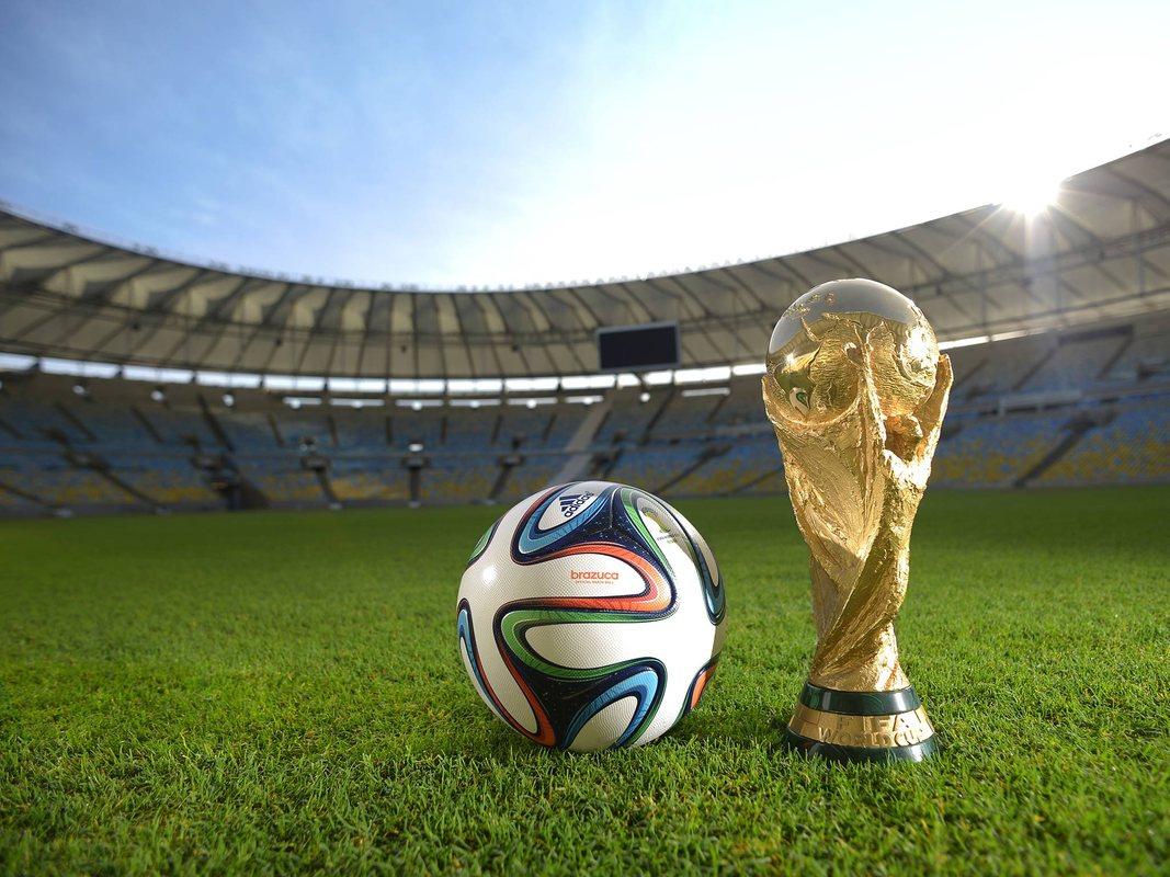 Чемпионат мира 2014 года прошел в Бразилии