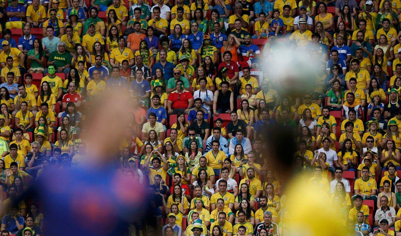 На Национальном стадионе Бразилия уступила Нидерландам 0:3