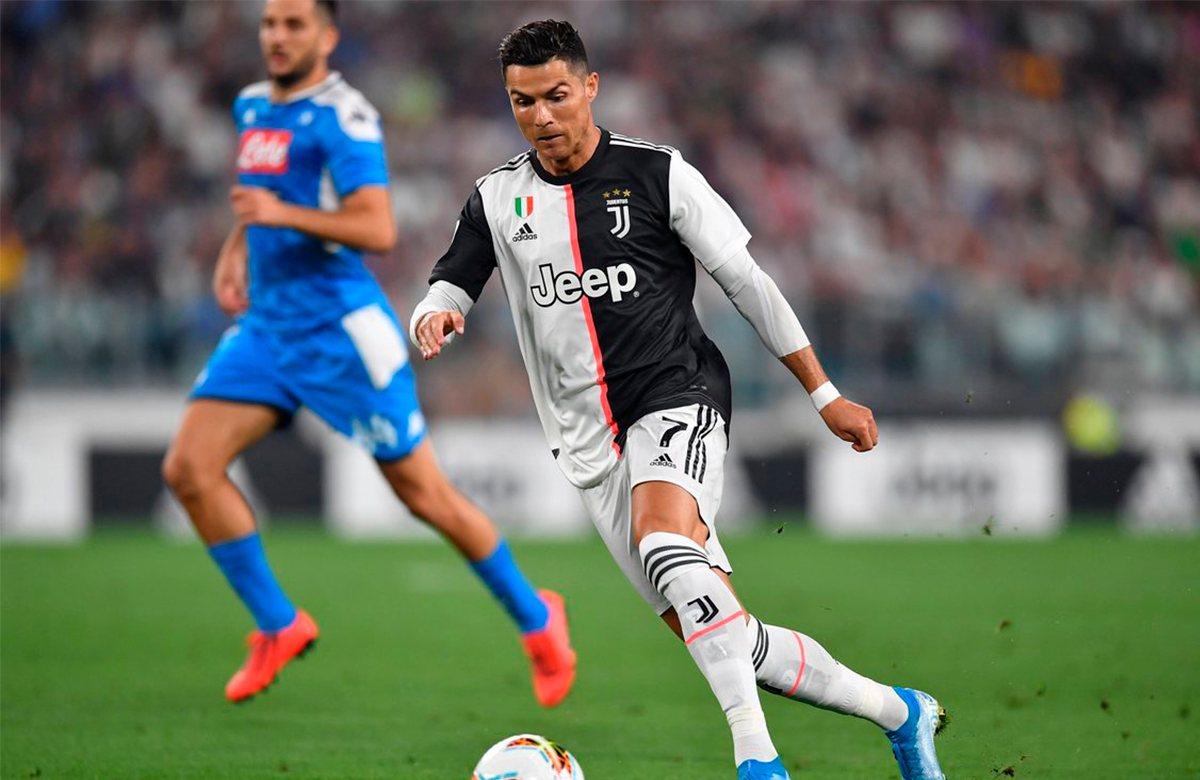 Роналду отказался носить значок лучшего игрока