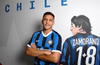 Интер подписал Санчеса  // twitter.com/Inter