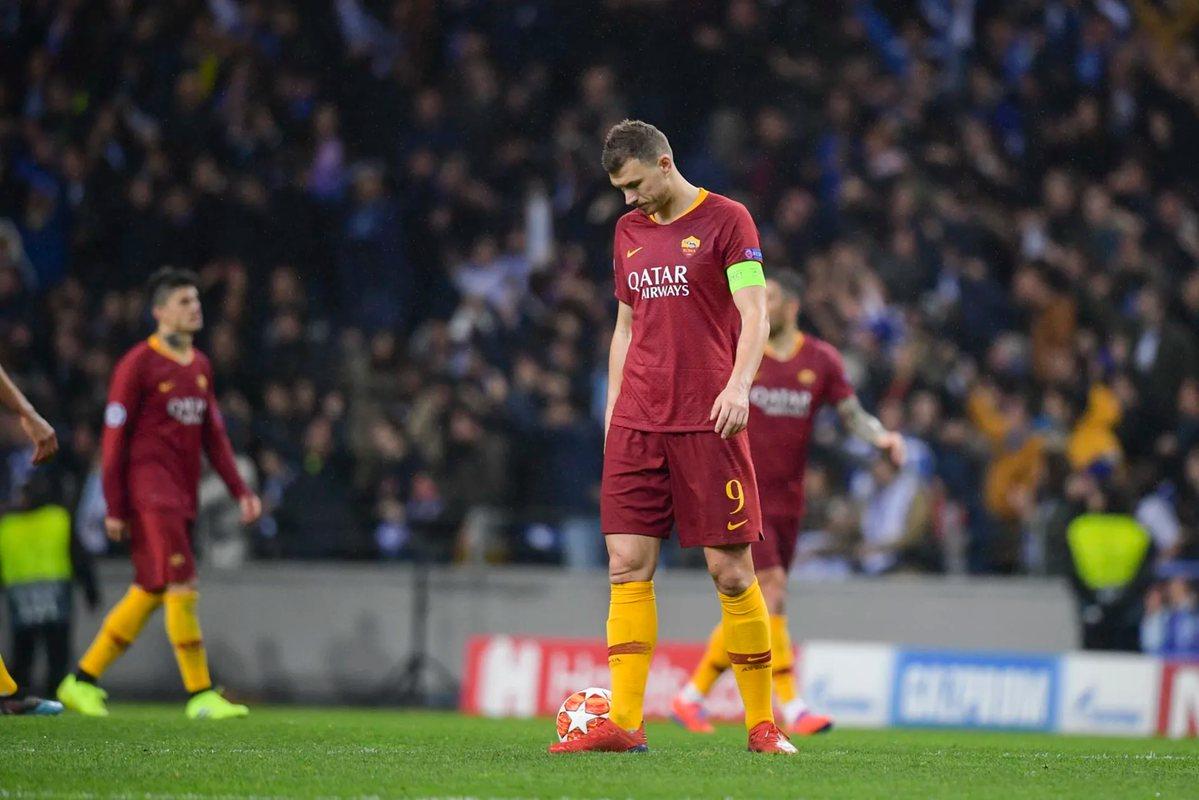 Рома не прошла в Лигу чемпионов