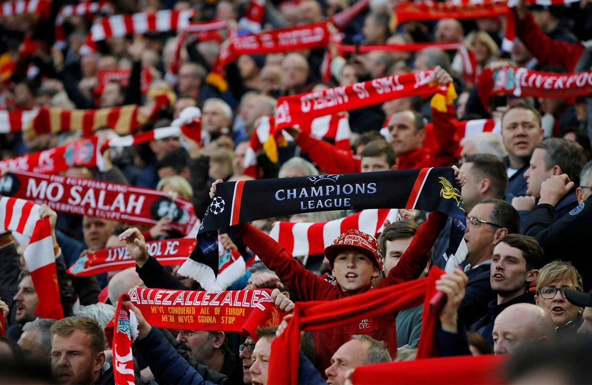 Ливерпуль будет хозяином финала ЛЧ