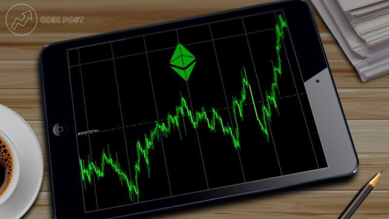 Хешрейт Ethereum установил новый рекорд за всю историю существования монеты