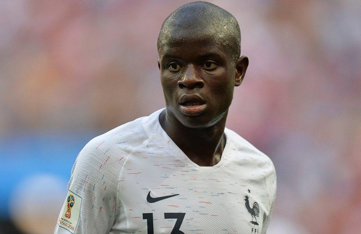 Канте покинул расположение сборной Франции