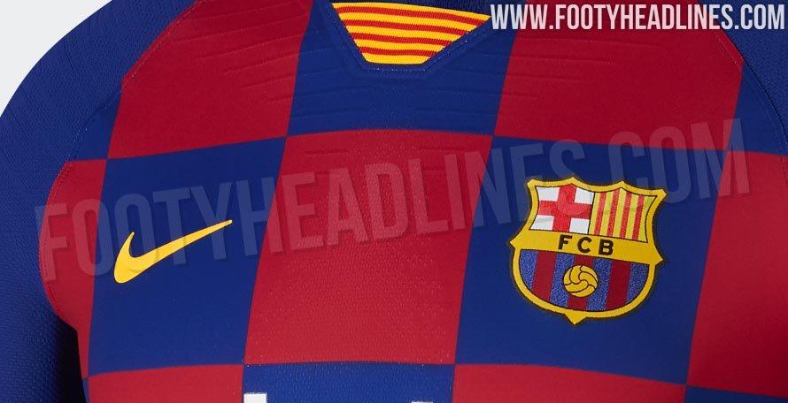 Форма Барселоны на сезон-2019/20