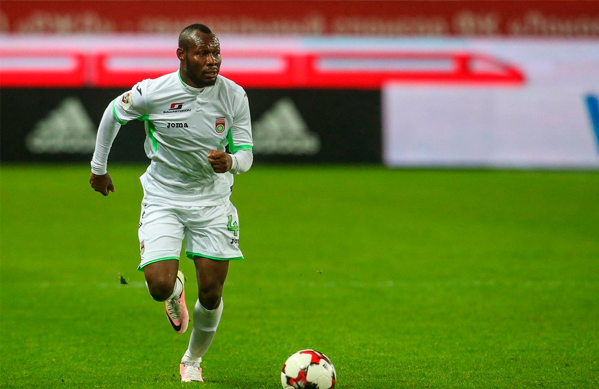 Игбун перешел в Динамо