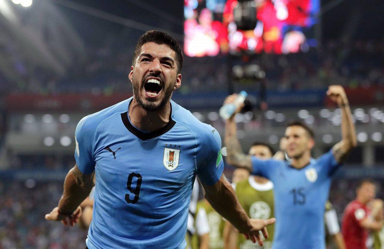 Суарес будет лидером атак Уругвая