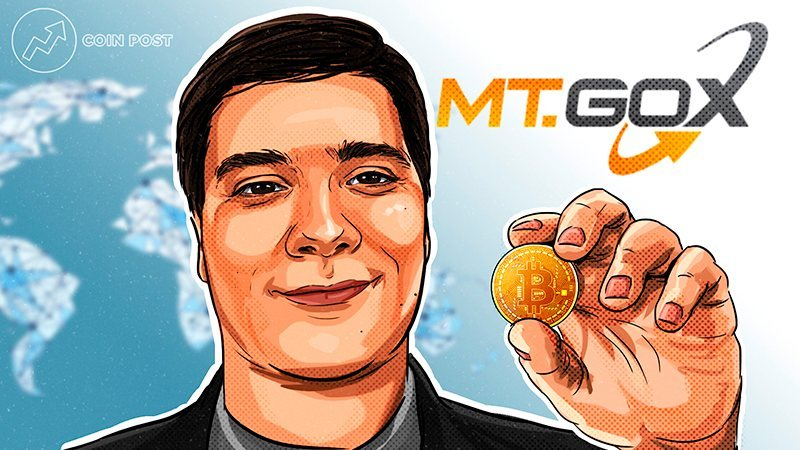CEO MT.Gox Марк Карпелес