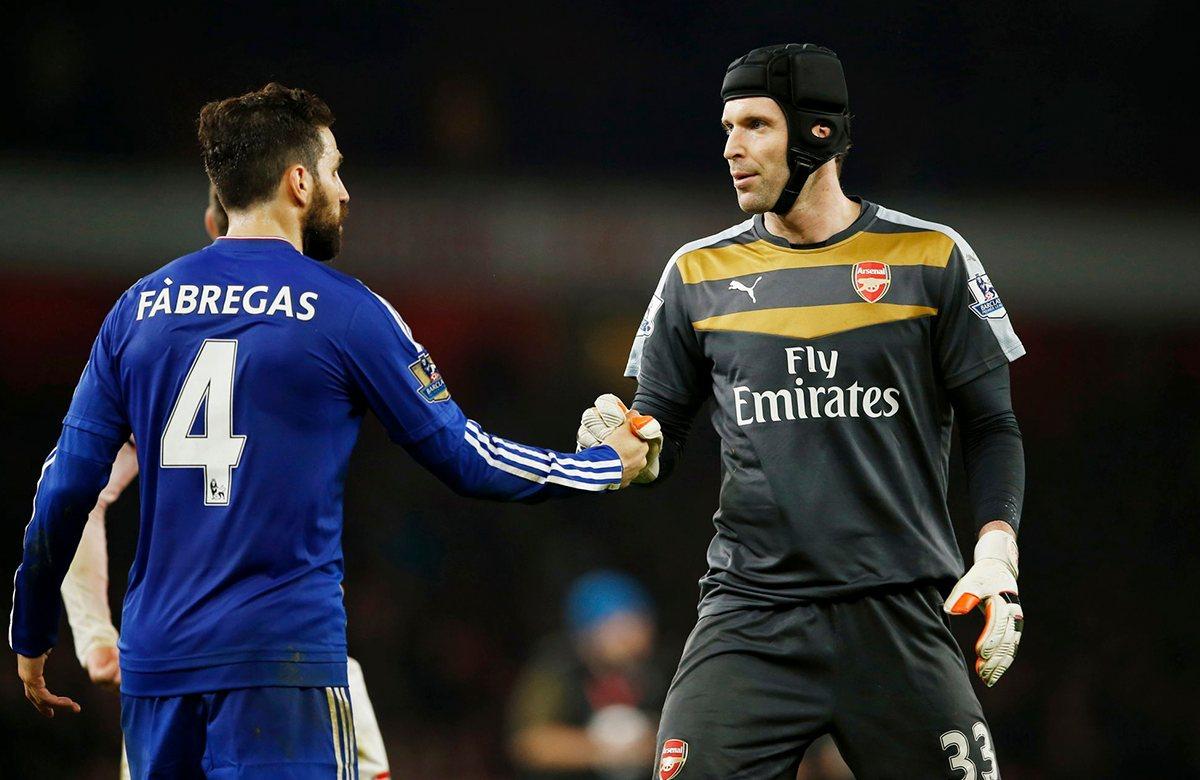 Фабрегас и Чех ушли из клубов, сделавших их звездами