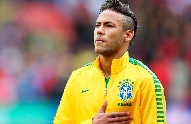 Неймар бразилия футбол
