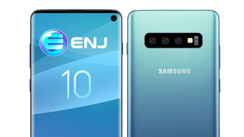 Samsung Galaxy S10 & ENJ