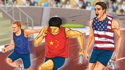Китайский цифровой юань в мировой системе