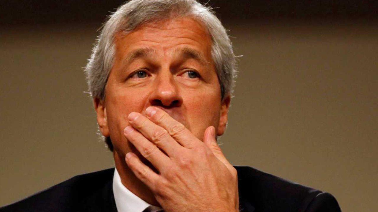 Джейми Даймон глава JPMorgan
