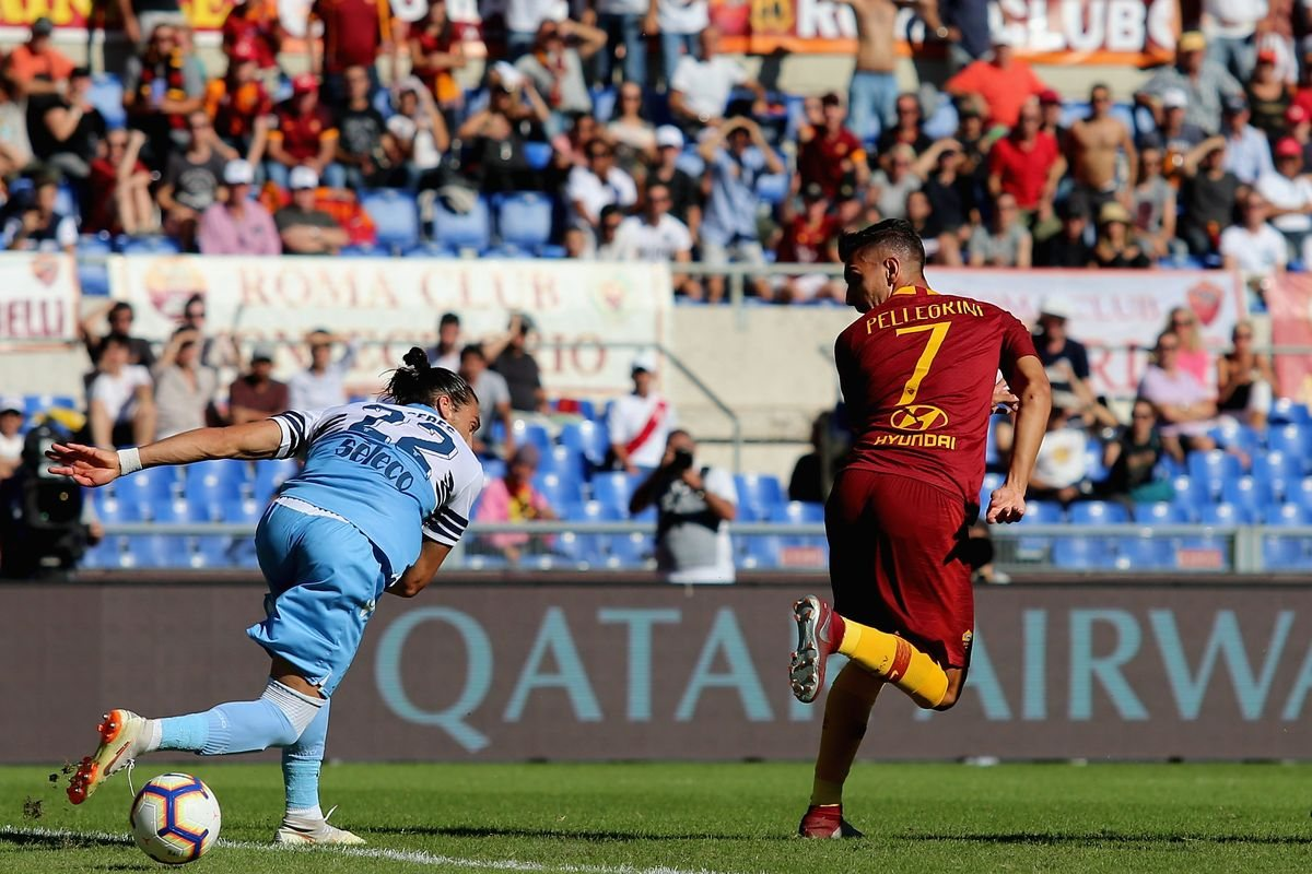 В первом круге Рома выиграла 3:1