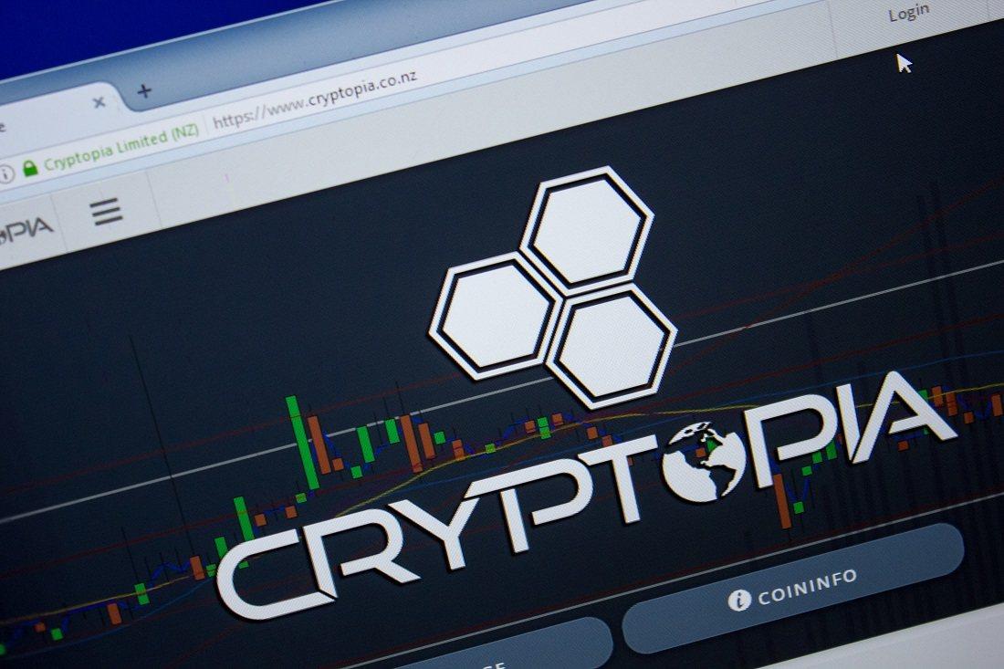 Криптобиржа Cryptopia