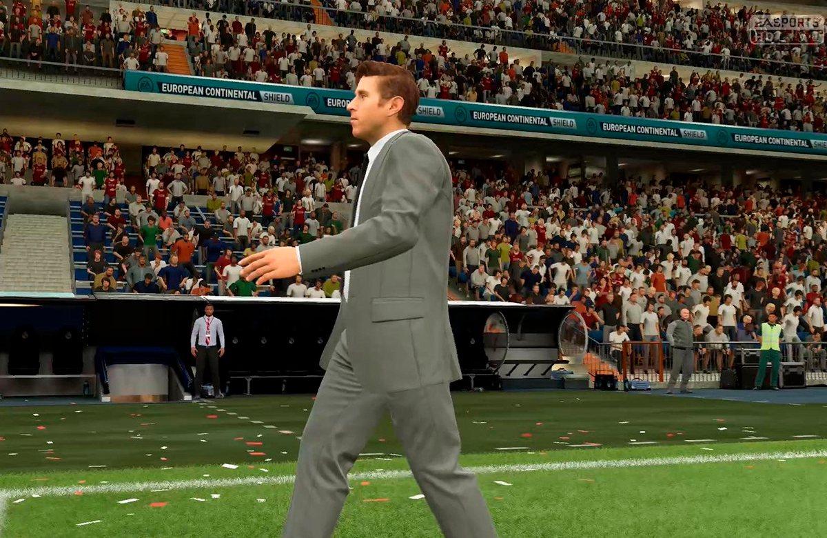 Стали известны бюджеты клубов в карьере FIFA 20