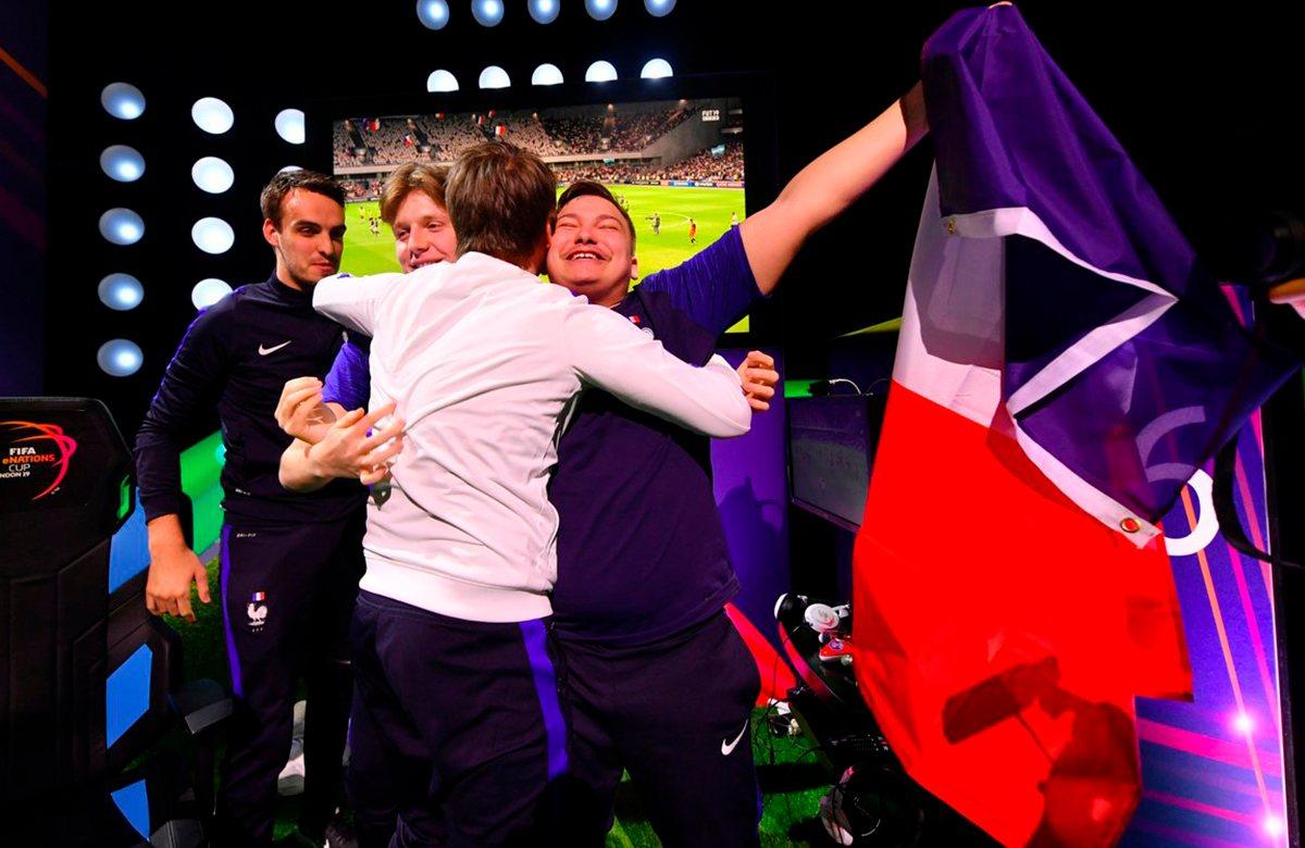 Сборная Франции по FIFA 19