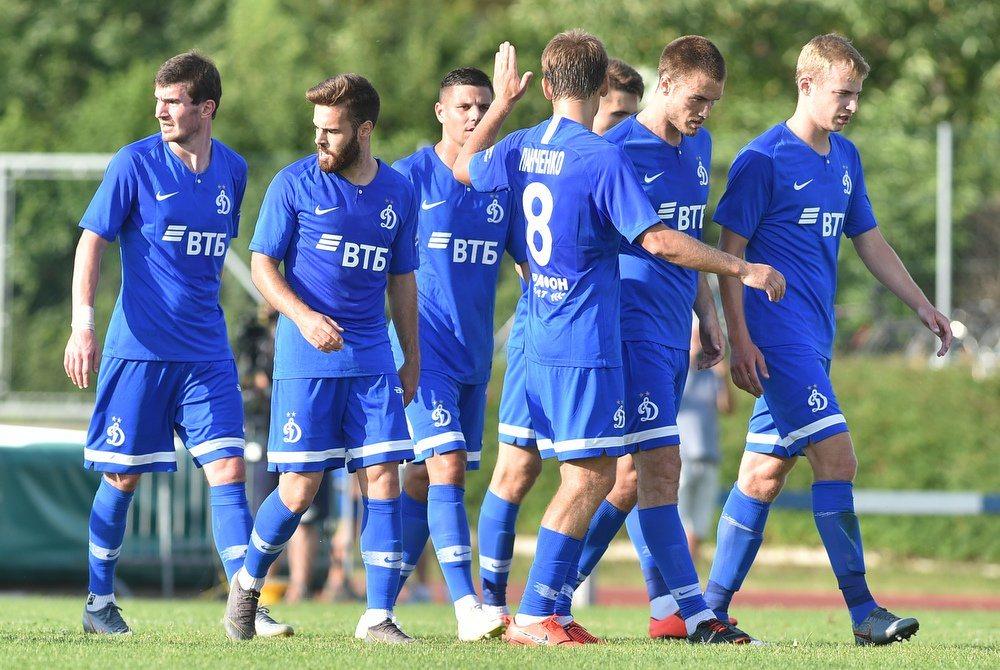 Динамо будет бороться за еврокубки
