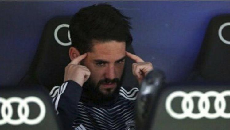 Иско, Реал Мадрид