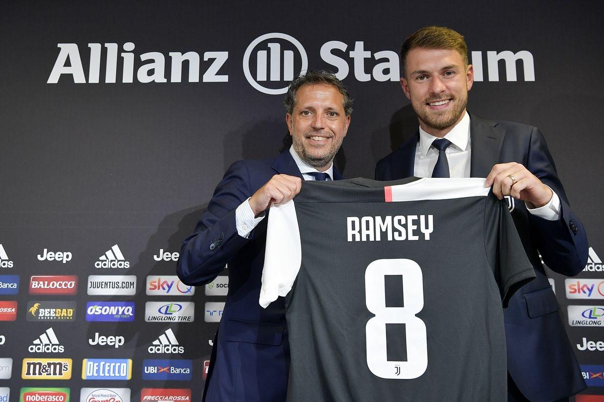 Аарон Рэмзи теперь будет играть в Италии