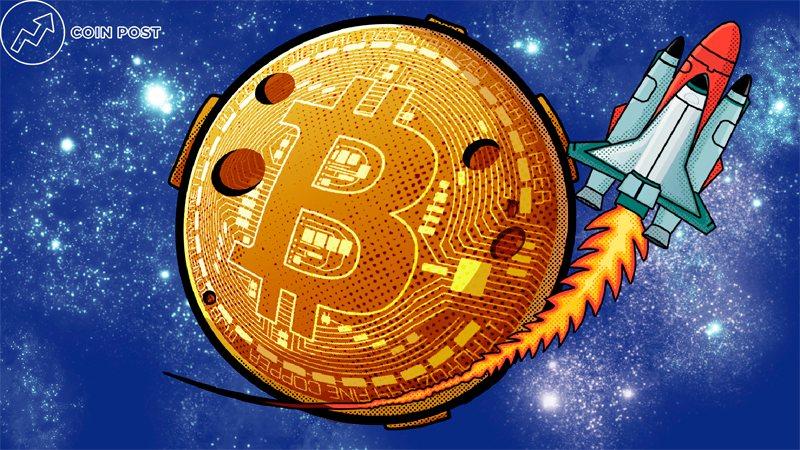 Скорость хеширования сети Bitcoin