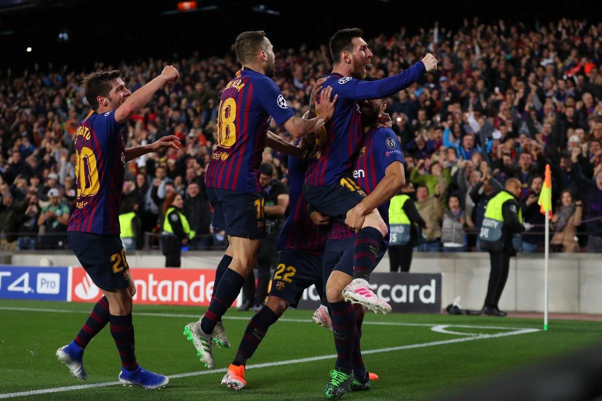 Ликование Барселоны