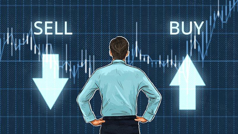 Колебания цены Bitcoin