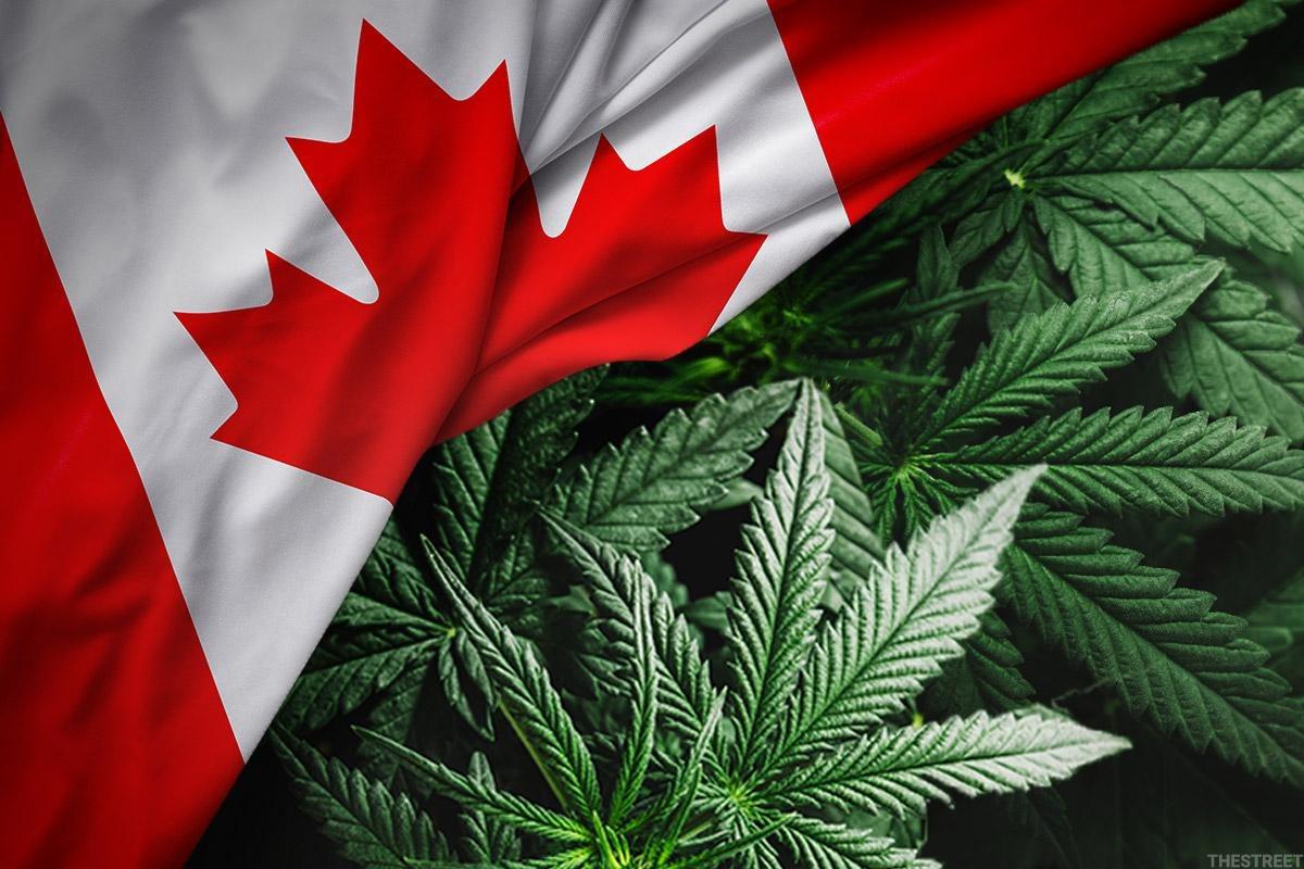 Легалищация каннабиза в Канаде