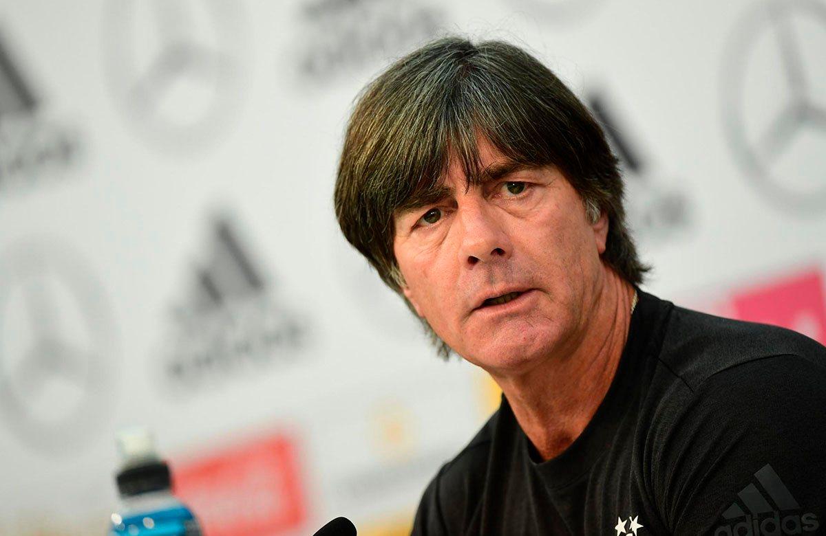 Йоахим Лев, сборная Германии