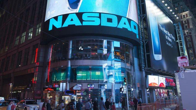 Фондовая биржа Nasdaq