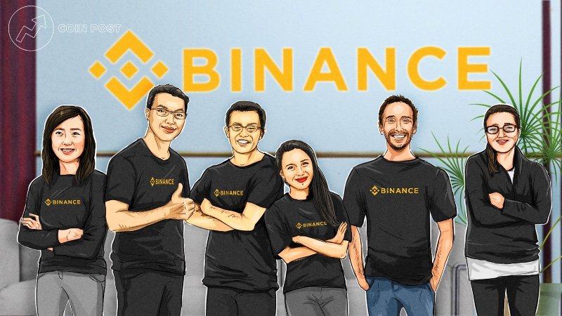 Binance цифровой юань