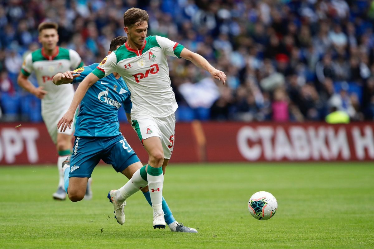 Миранчук сыграл ключевую роль в матче с Зенитом