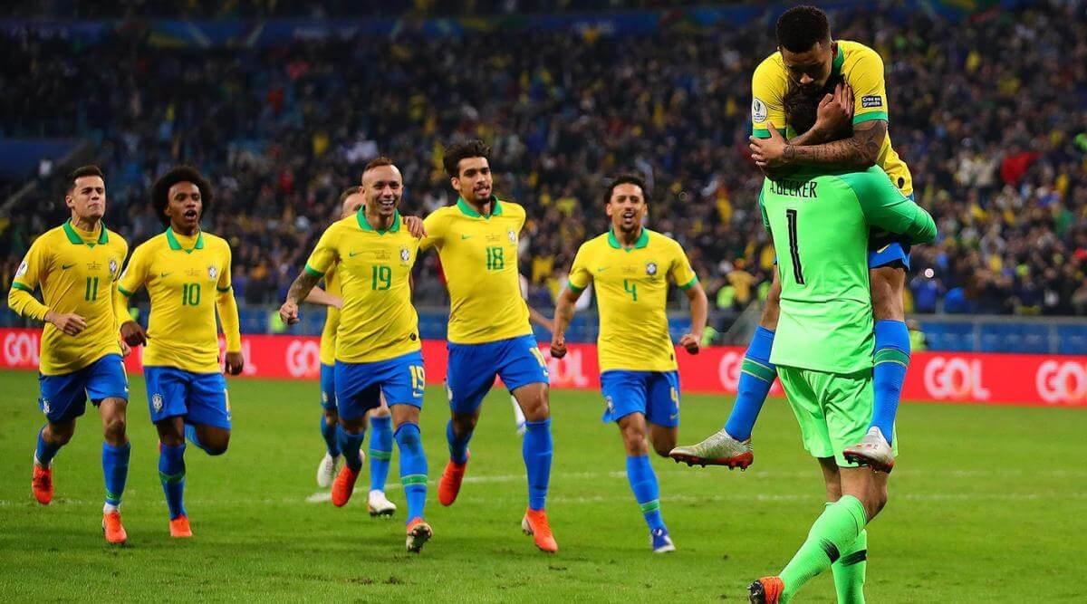 Бразильцы в шаге от победы на Копа Америка