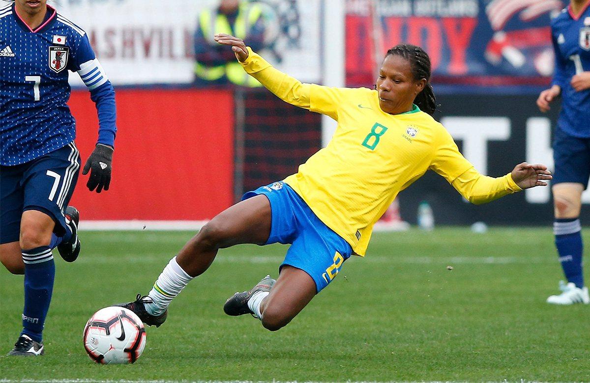 Формига установила рекорд женских чемпионатов мира