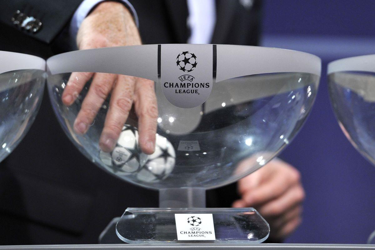 Зенит сыграет в групповом этапе Лиги чемпионов