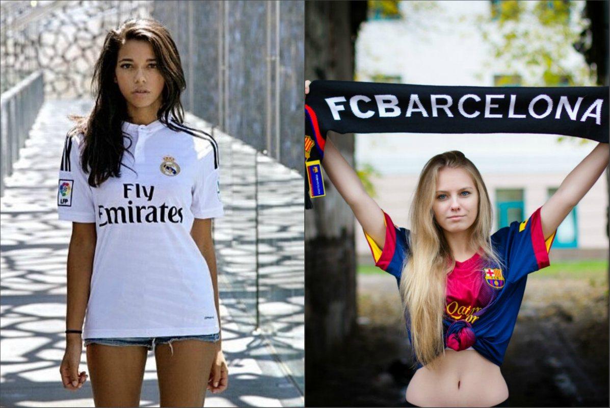 Женский Реал сыграет с женской Барселоной
