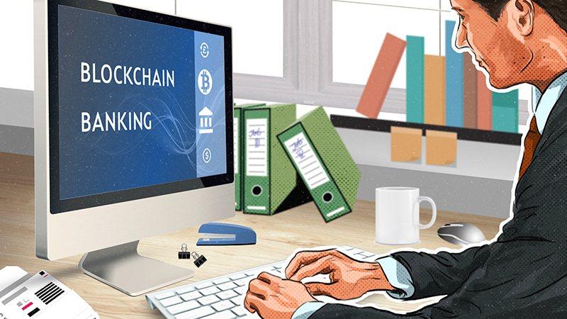 Банки и блокчейн