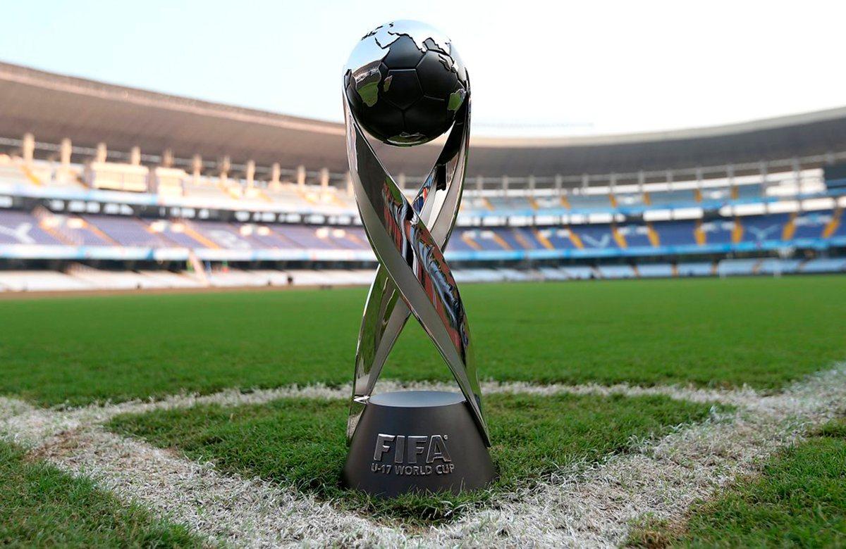 В октябре 24 команды сразятся на ЧМ-2019 U-17