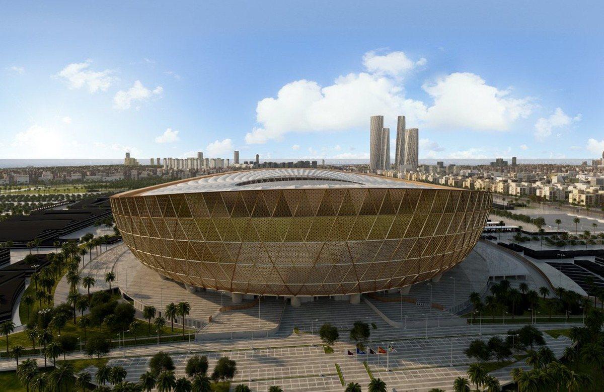 Главный стадион Катара
