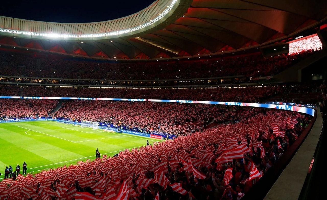 Стадион Ванда Метрополитано - ключевое вложение Атлетико