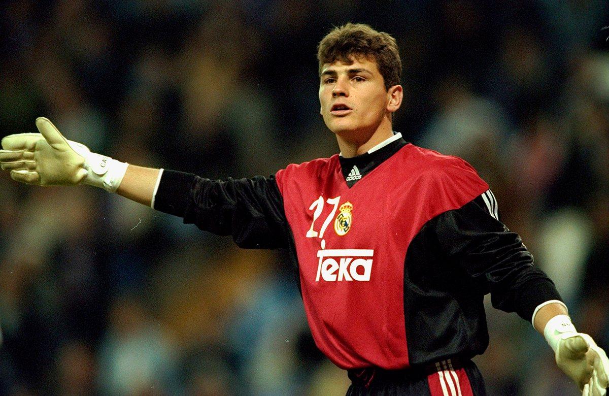20 лет назад Икер Касильяс сыграл первый матч за Реал