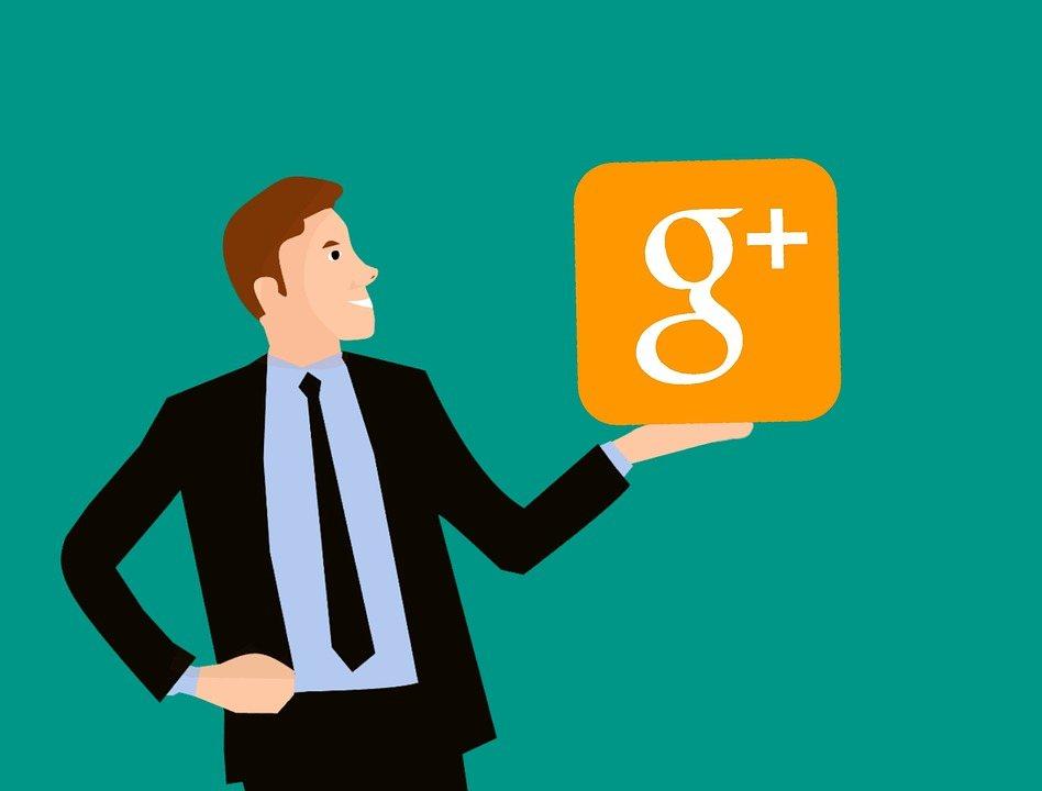 Соцсеть Google+