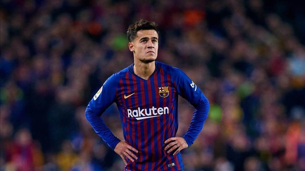 Коутиньо никак не заиграет в Барселоне
