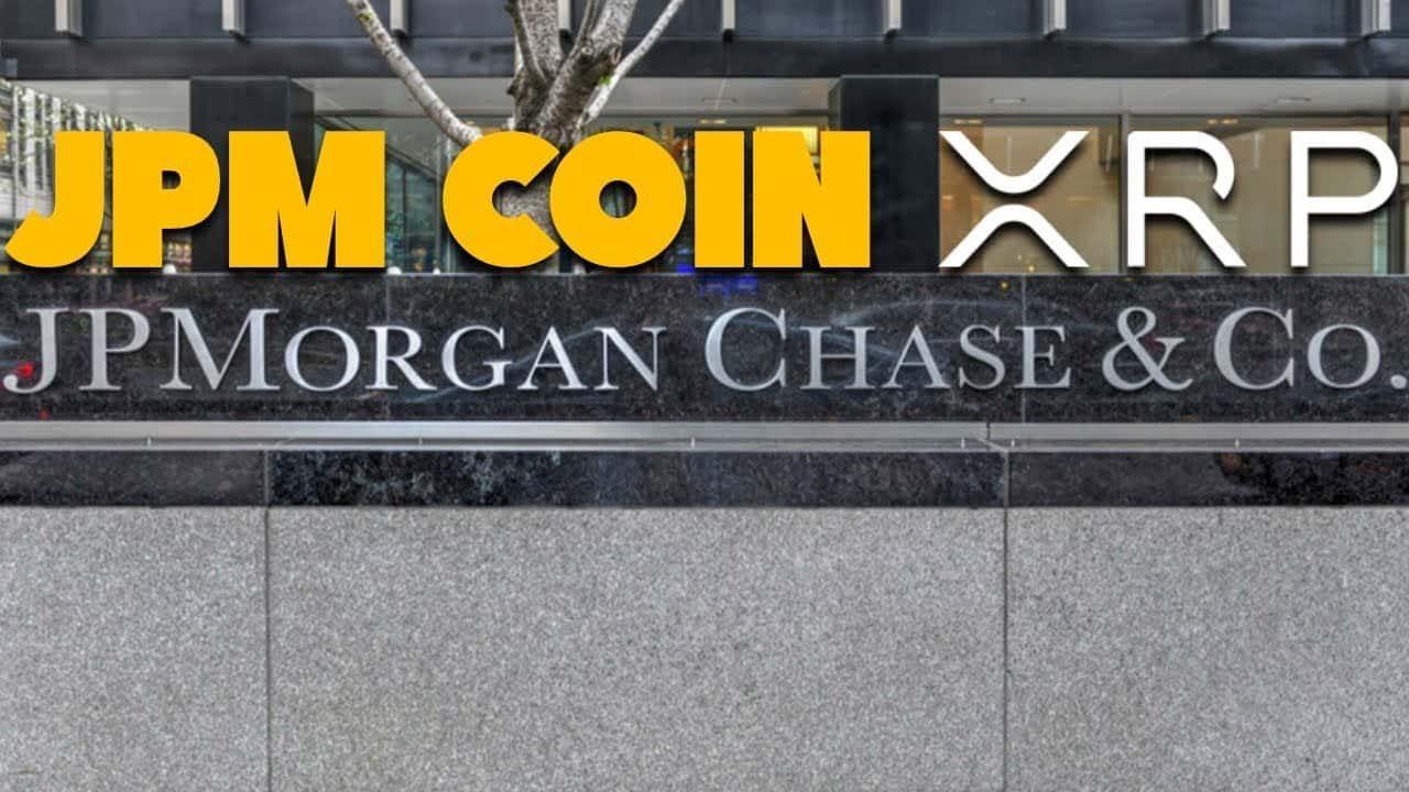 JPM Coin & XRP