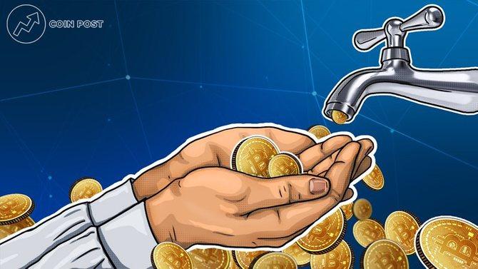 Криптовалютные краны