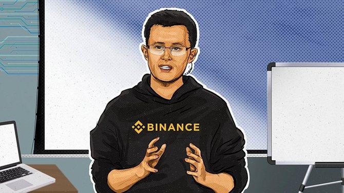 Чанпен Чжао, создатель биржи Binance