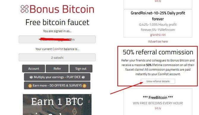 bitcoin bine ați venit bonus)