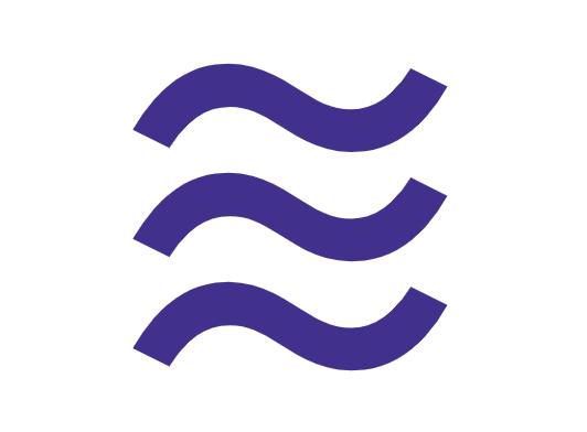Логотип Libra