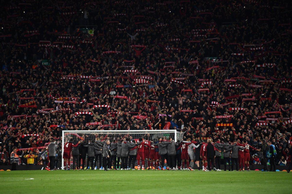 Все фанаты Ливерпуля вчера еще долго не могли уснуть