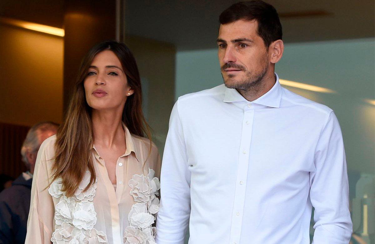 У жены Касильяса Сары Карбонеро обнаружен рак